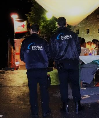 SIDIWA Security Group GmbH Unterstützung